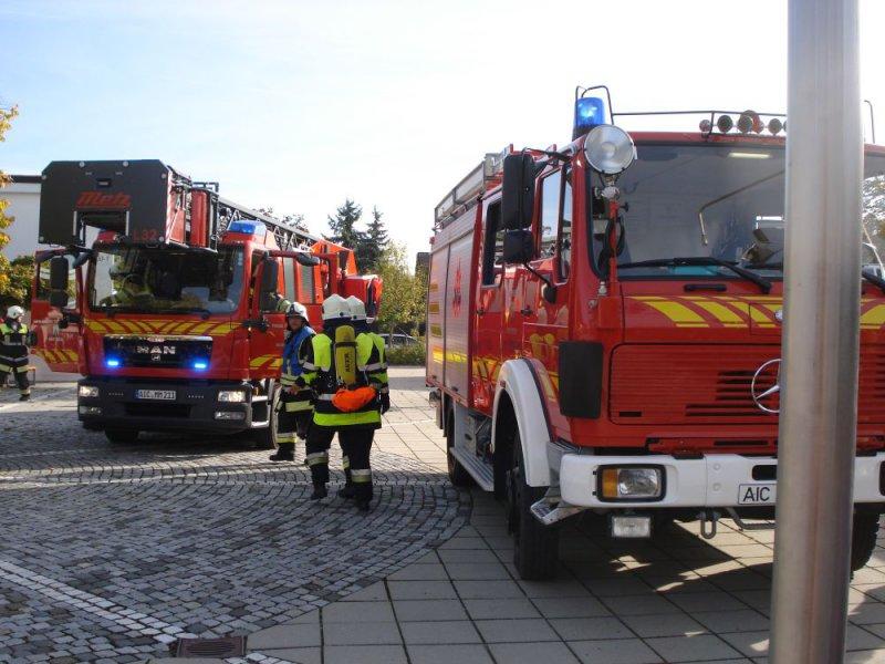 Feuerwehrbesuch 2012