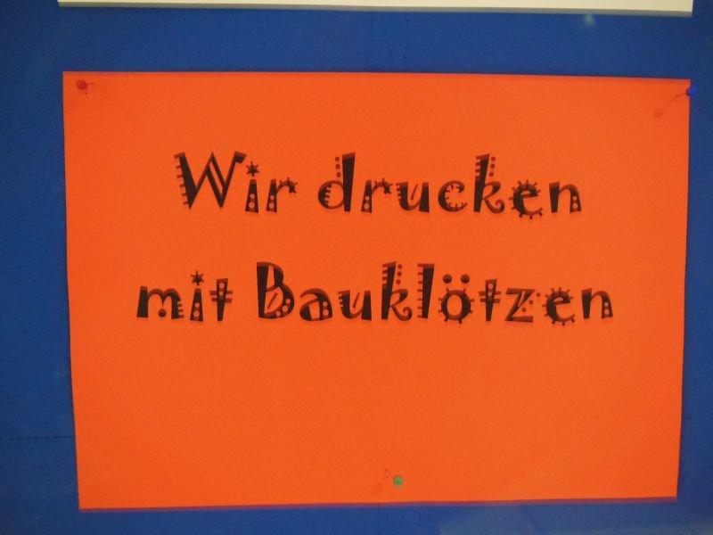 Kunstprojekttag Paul Klee
