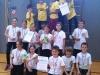 rope-skipping - Die stolzen Teilnehmer und Sieger