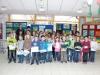 Siegerehrungsfeier zum Malwettbewerb 2013
