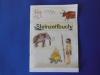 selbstgestaltetes Buch zum Thema Steinzeit