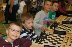 Schulschachmeisterschaft 13.7 HP