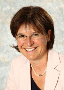Rektorin Susanne Geiger